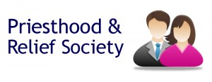priesthood and relief society