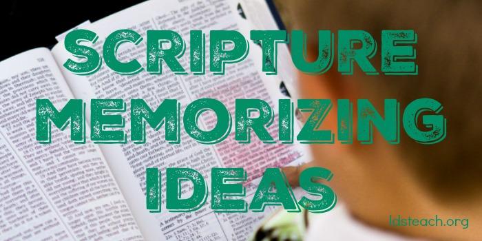 scripture-memorizing-ideas