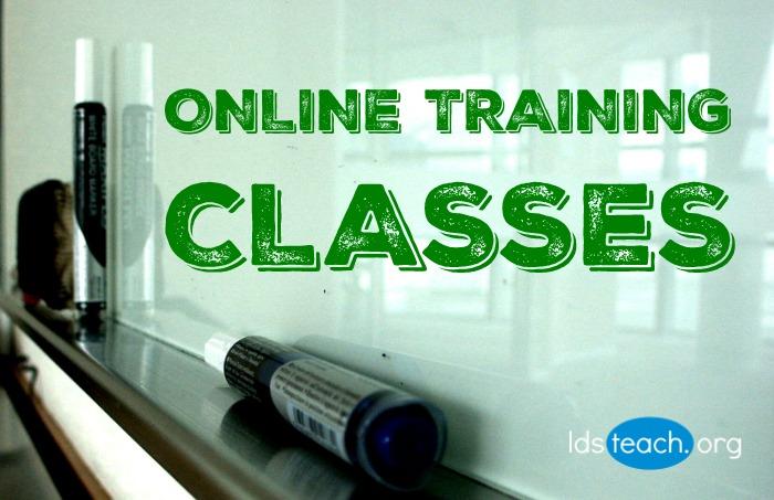 Online-training-Classes - LDS Teach