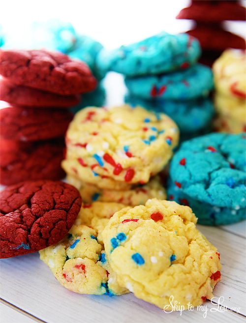 red-white-and-blue-cookies-fourth-of-july