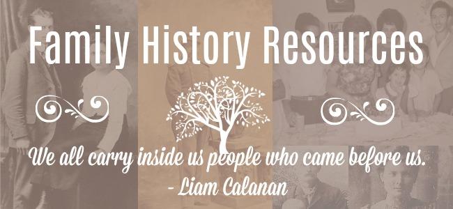 FAMILY HISTORY - LDS Teach